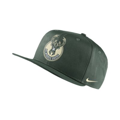 Milwaukee Bucks Nike Pro NBA Cap