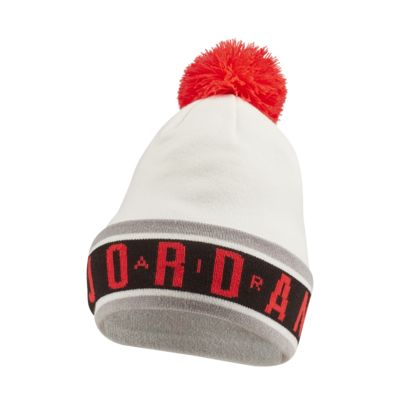 Jordan Cuffed Pom 针织帽
