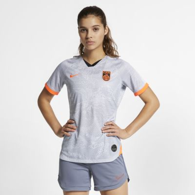 Maillot de football China 2019 Stadium Away pour Femme