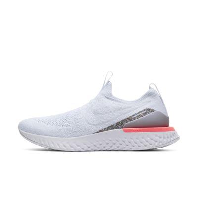 Nike Epic Phantom React Flyknit Icon Clash 女款跑鞋