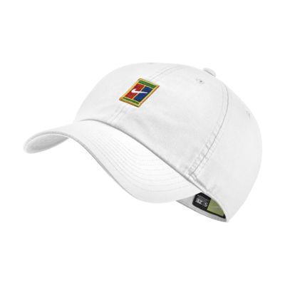Tenniskeps med logga NikeCourt Heritage86