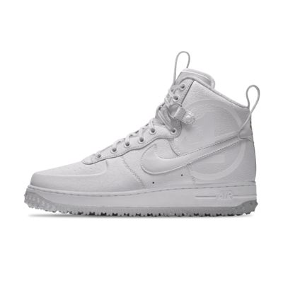 Nike Air Force 1 High iD Winter White Men's Shoe