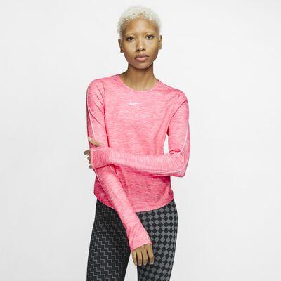 Nike Hardlooptop met lange mouwen voor dames