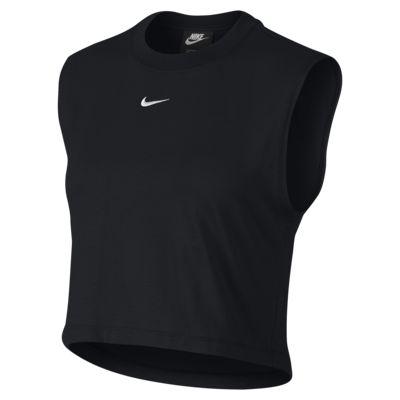 Nike Sportswear Essential avkortet damesinglet