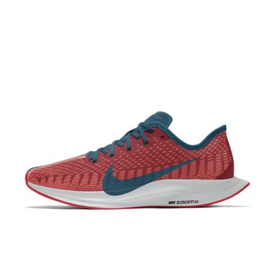 Specialdesignad löparsko Nike Zoom Pegasus Turbo 2 Premium By You för kvinnor