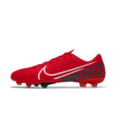 Nike Mercurial Vapor 13 Academy FG By You egyedi futballcipő normál talajra