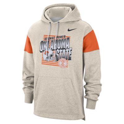 Sudadera con capucha sin cierre para hombre Nike College (Oklahoma State)