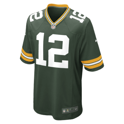 NFL Green Bay Packers (Aaron Rodgers) Kids' Football Home Game Jersey