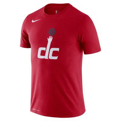 Playera de la NBA para hombre Wizards City Edition Logo Nike Dri-FIT