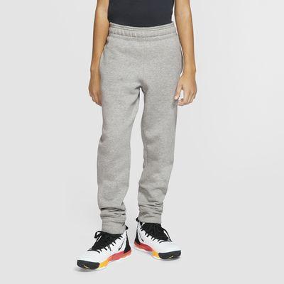 LeBron Big Kids' (Boys') Fleece Basketball Pants
