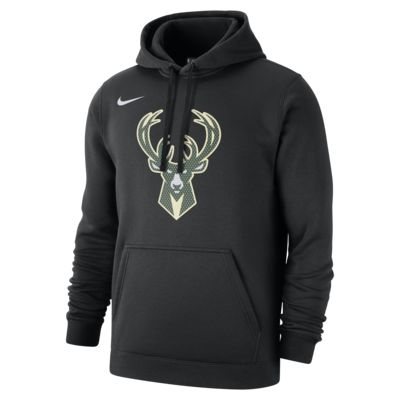 Milwaukee Bucks Nike Men's NBA Hoodie