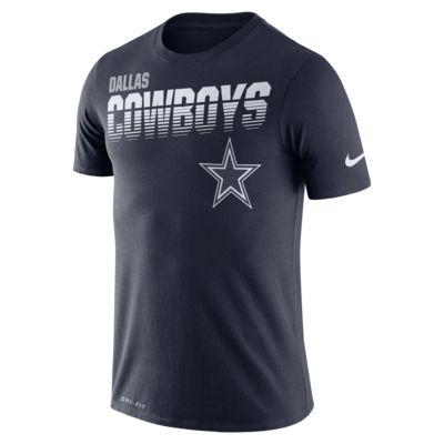 Kortärmad t-shirt Nike Legend (NFL Cowboys) för män