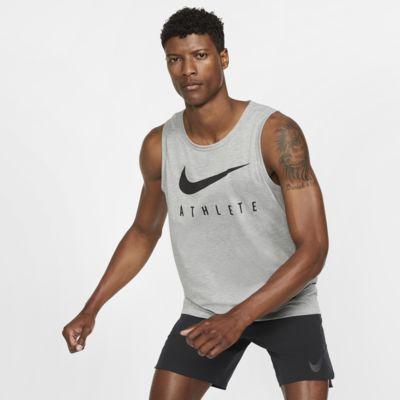 Camiseta de tirantes de entrenamiento Swoosh para hombre Nike Dri-FIT