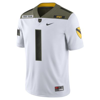 Nike College Dri-FIT (Army) Men's Game Football Jersey