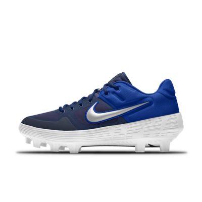 Custom Nike Alpha Huarache Elite 2 Low MCS By You-baseballstøvle