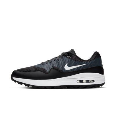 Nike Air Max 1 G Men's Golf Shoe. Nike LU