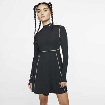 ナイキ x オリビア キム ウィメンズ ロングスリーブ テニスドレス