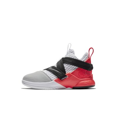 LeBron Soldier 12 SFG Little Kids Shoe