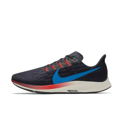 Specialdesignad löparsko Nike Air Zoom Pegasus 36 By You för kvinnor