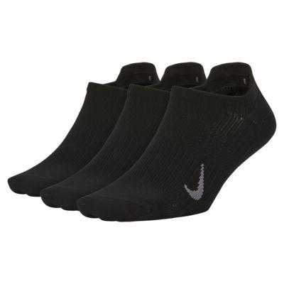 Nike Everyday Plus Lightweight Women's Training No-Show Socks (3 Pairs)