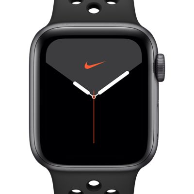 Apple Watch Nike Series 5 (GPS + Cellular) with Nike Sport Band 44mm Space Grey Aluminium Case