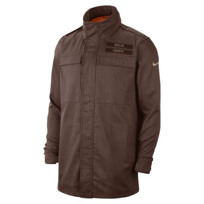 Nike Salute To Service (NFL Cowboys) Men's Jacket