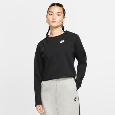 Nike Sportswear Tech Fleece Damesshirt met ronde hals
