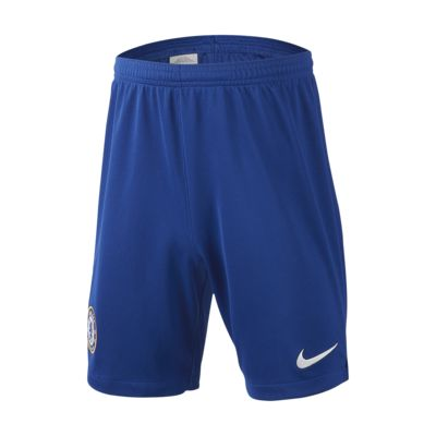 Chelsea F.C. 2019/20 Stadium Home/Away Older Kids' Football Shorts