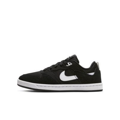 Chaussure de skateboard Nike SB Alleyoop pour Enfant plus âgé. Nike LU