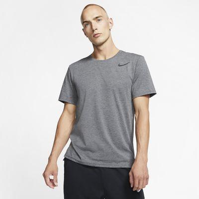 NWT New Men/'s NIKE Dri-Fit T-SHIRT size XLT BASKETBALL big tall JUST DO IT gray