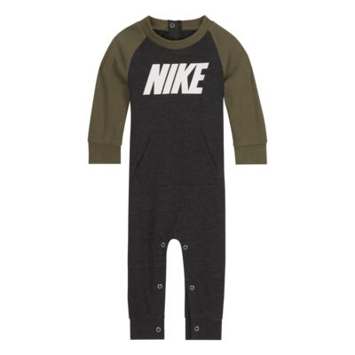 Nike Baby (0-9M) Long-Sleeve Coverall
