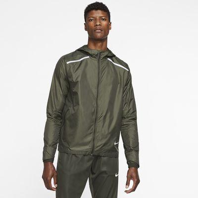 Nike Repel Herren-Laufjacke mit Kapuze