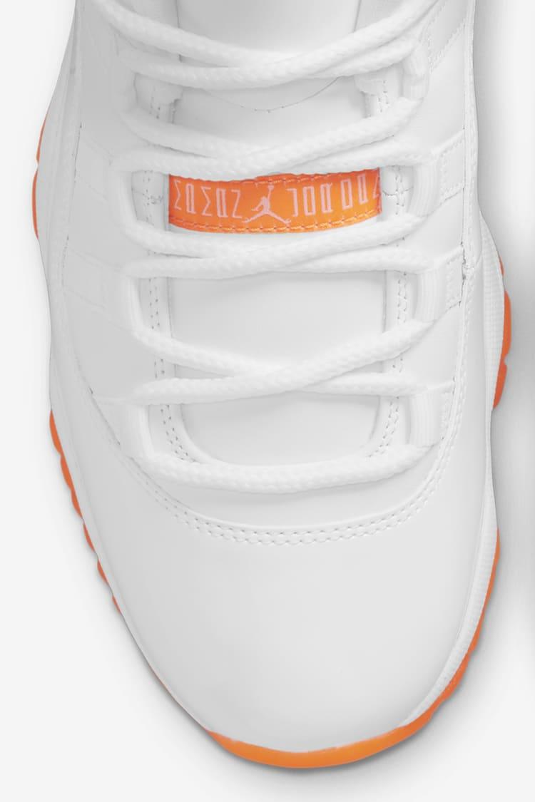 Women's Air Jordan 11 Low 'Bright Citrus' Release Date. Nike SNKRS PT