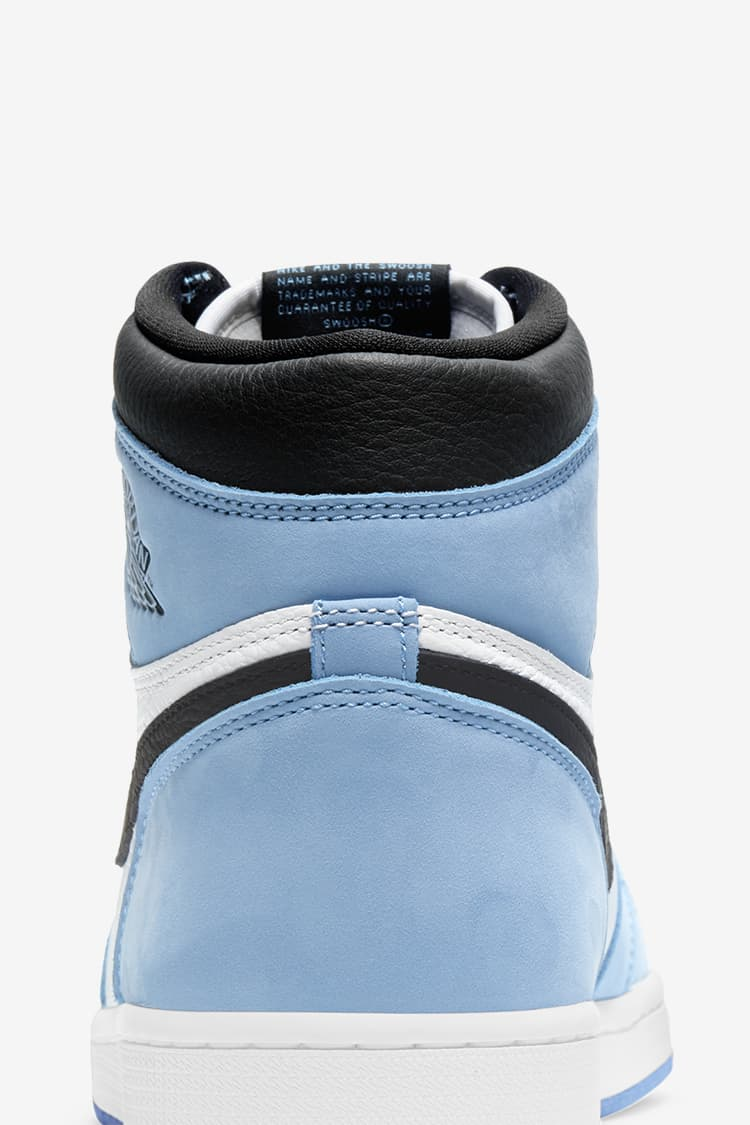 Air Jordan 1 'University Blue' Release Date. Nike SNKRS SG
