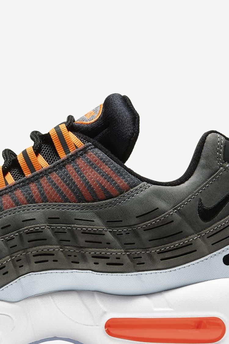 Air Max 95 x Kim Jones 'Total Orange' Release Date. Nike SNKRS IN