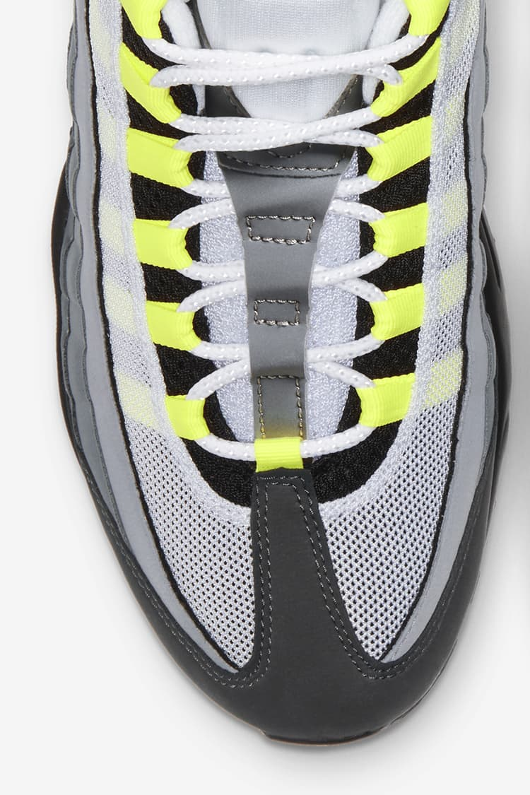 Air Max 95 OG 'Neon Yellow' Release Date. Nike SNKRS IN