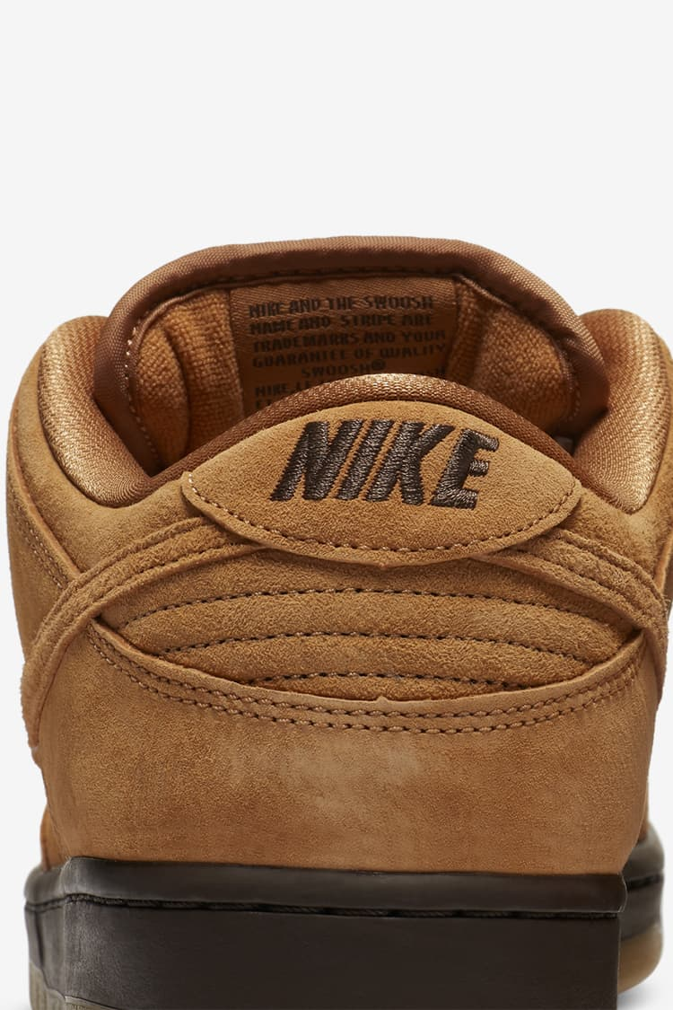 SB Dunk Low Pro 'Wheat' Release Date. Nike SNKRS CA