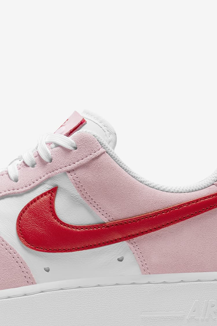 Air Force 1 '07 'Valentine's Day' Release Date. Nike SNKRS MY