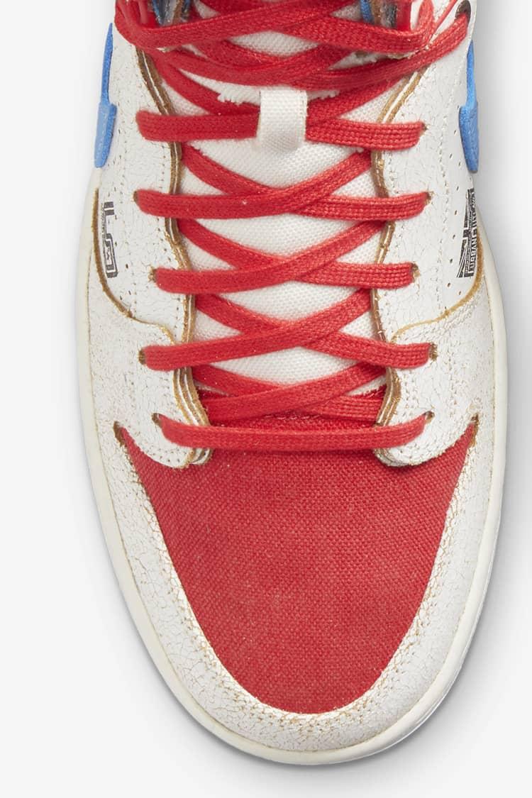 SB Dunk High Pro 'Ishod Wair x Magnus Walker' Release Date. Nike SNKRS