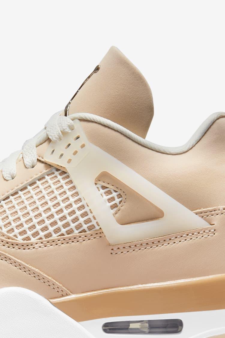 Women's Air Jordan 4 'Shimmer' Release Date. Nike SNKRS