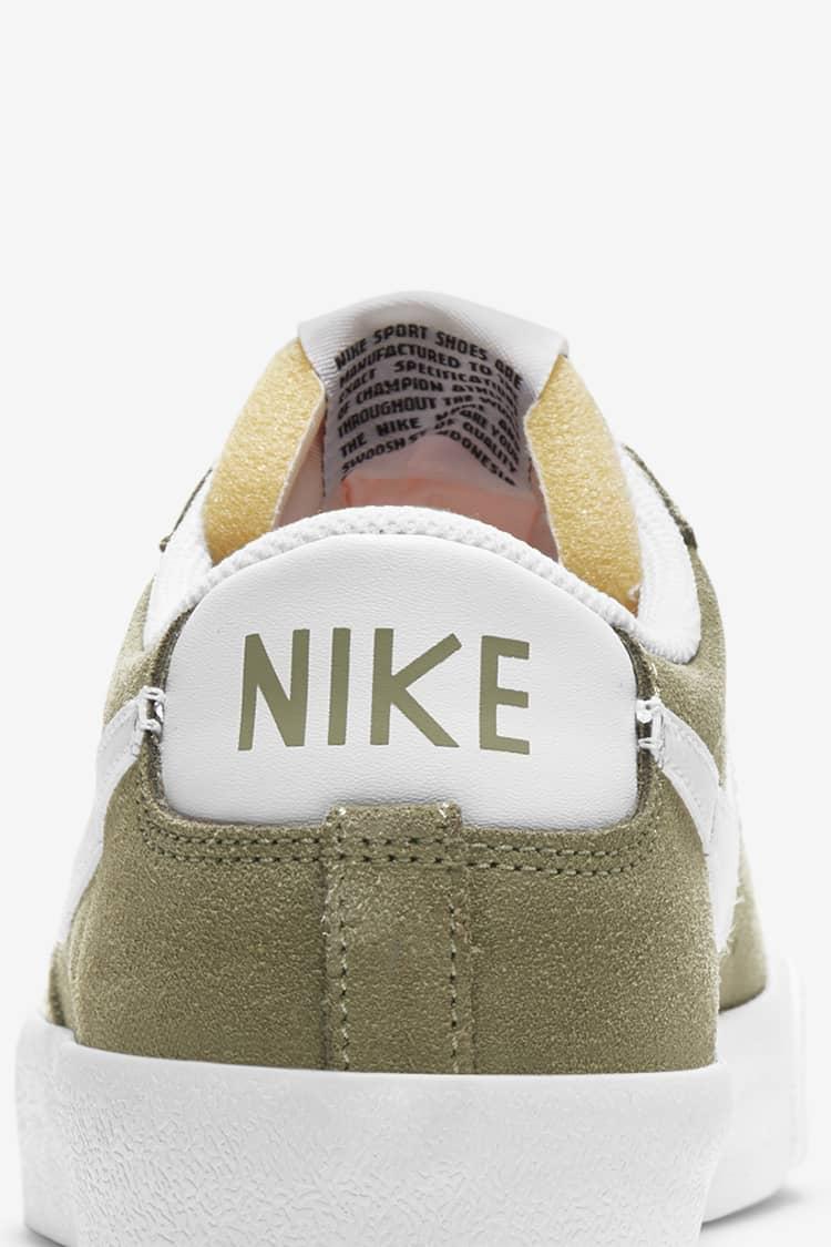 Blazer Low '77 Suede 'Medium Khaki' Release Date. Nike SNKRS