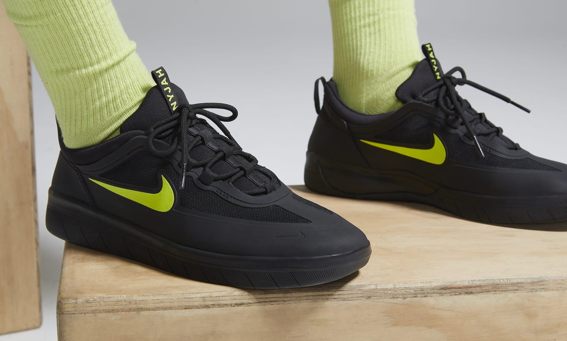 Nike SB Nyjah Free 2 Skate Shoes. Nike.com