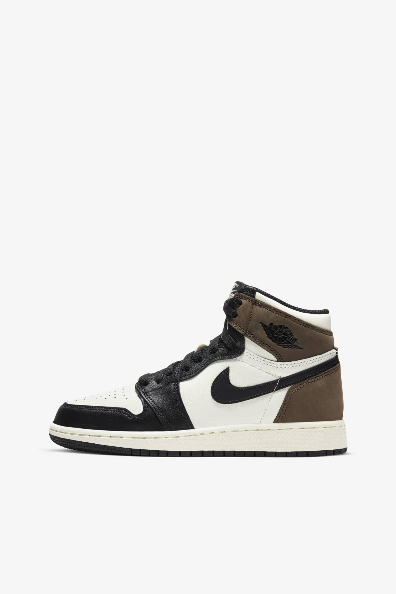 Air Jordan 1 'Dark Mocha' Release Date. Nike SNKRS