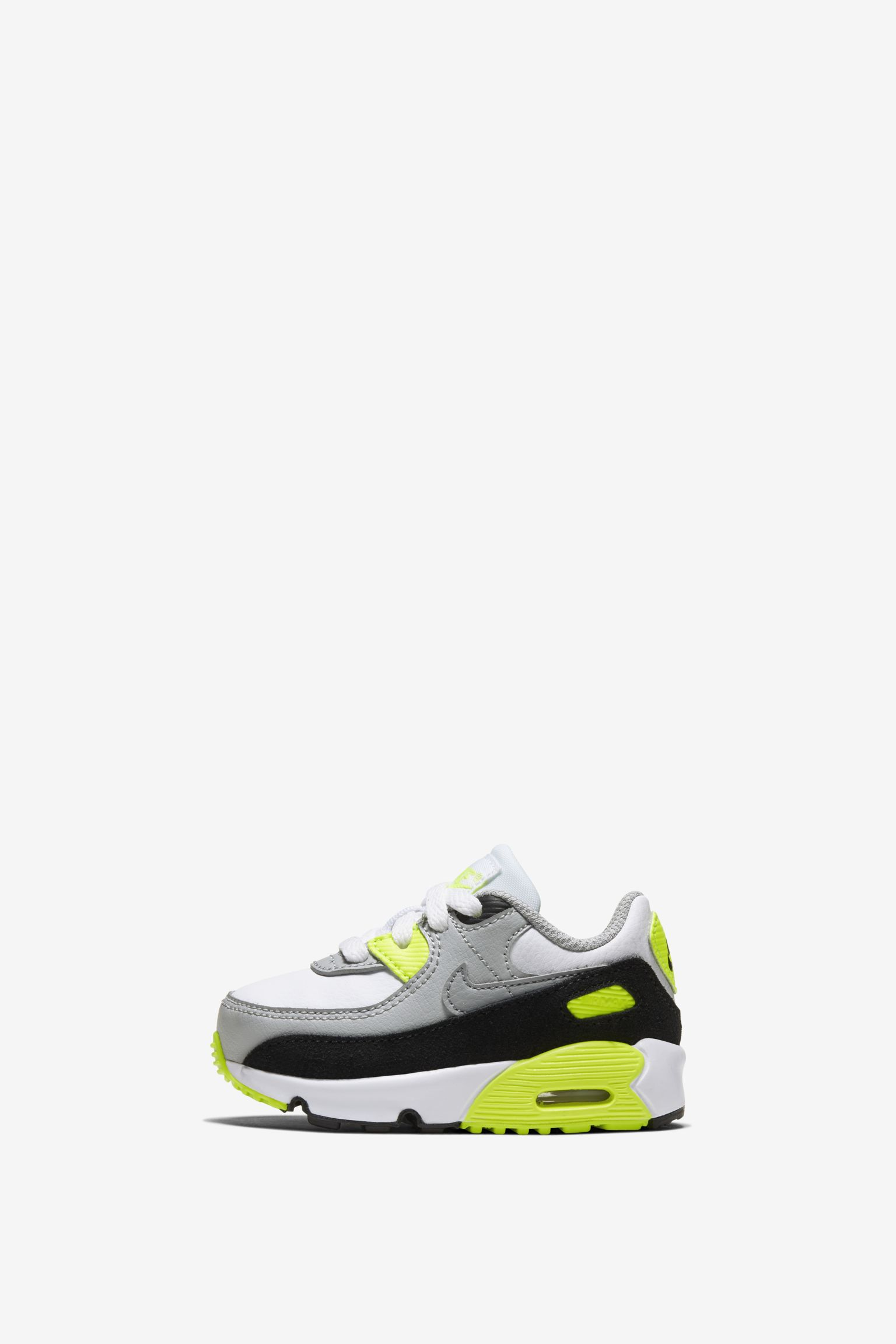Big Kids' Air Max 90 'Volt/Particle Grey' Release Date. Nike SNKRS