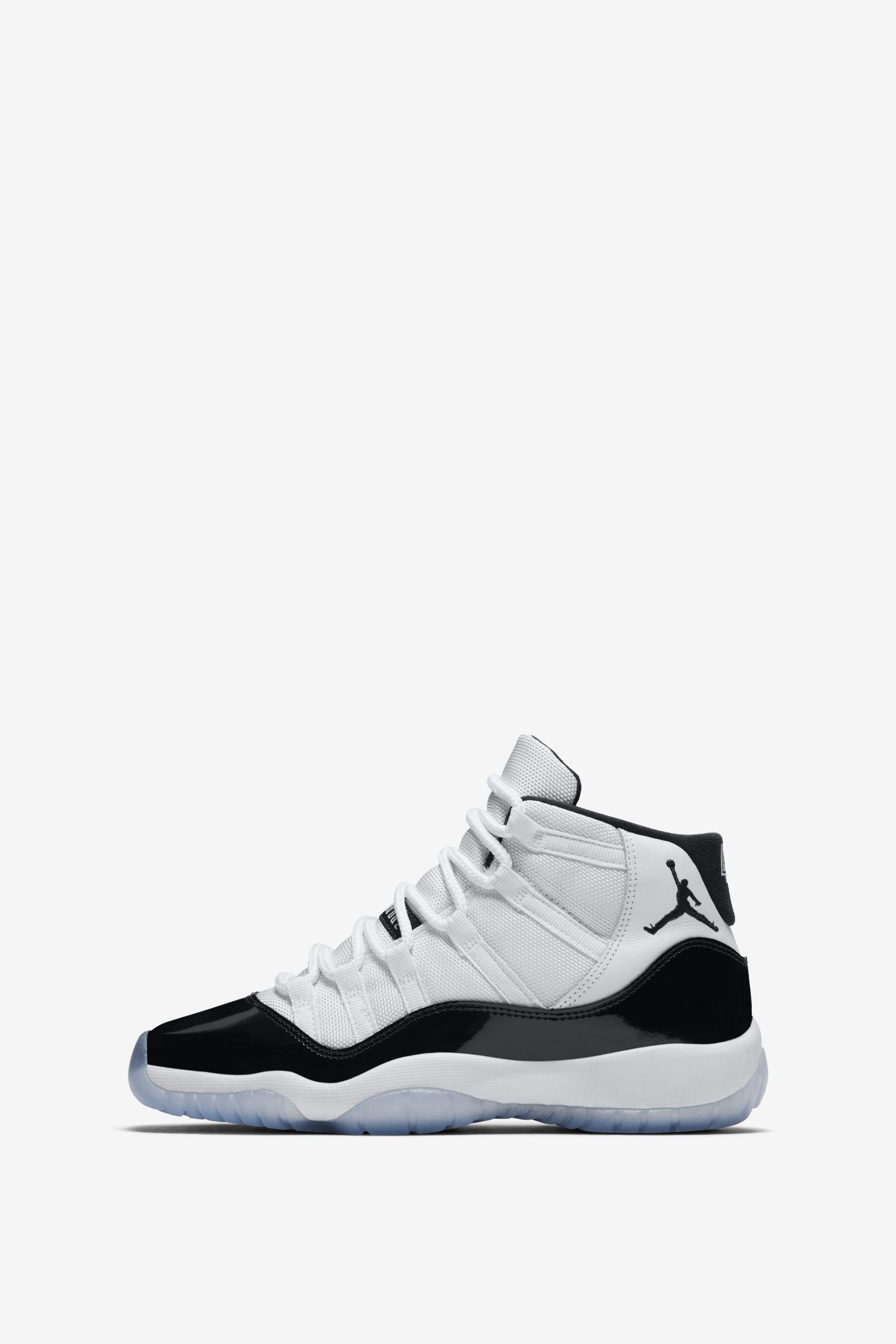 Air Jordan 11 'Concord' Release Date. Nike SNKRS