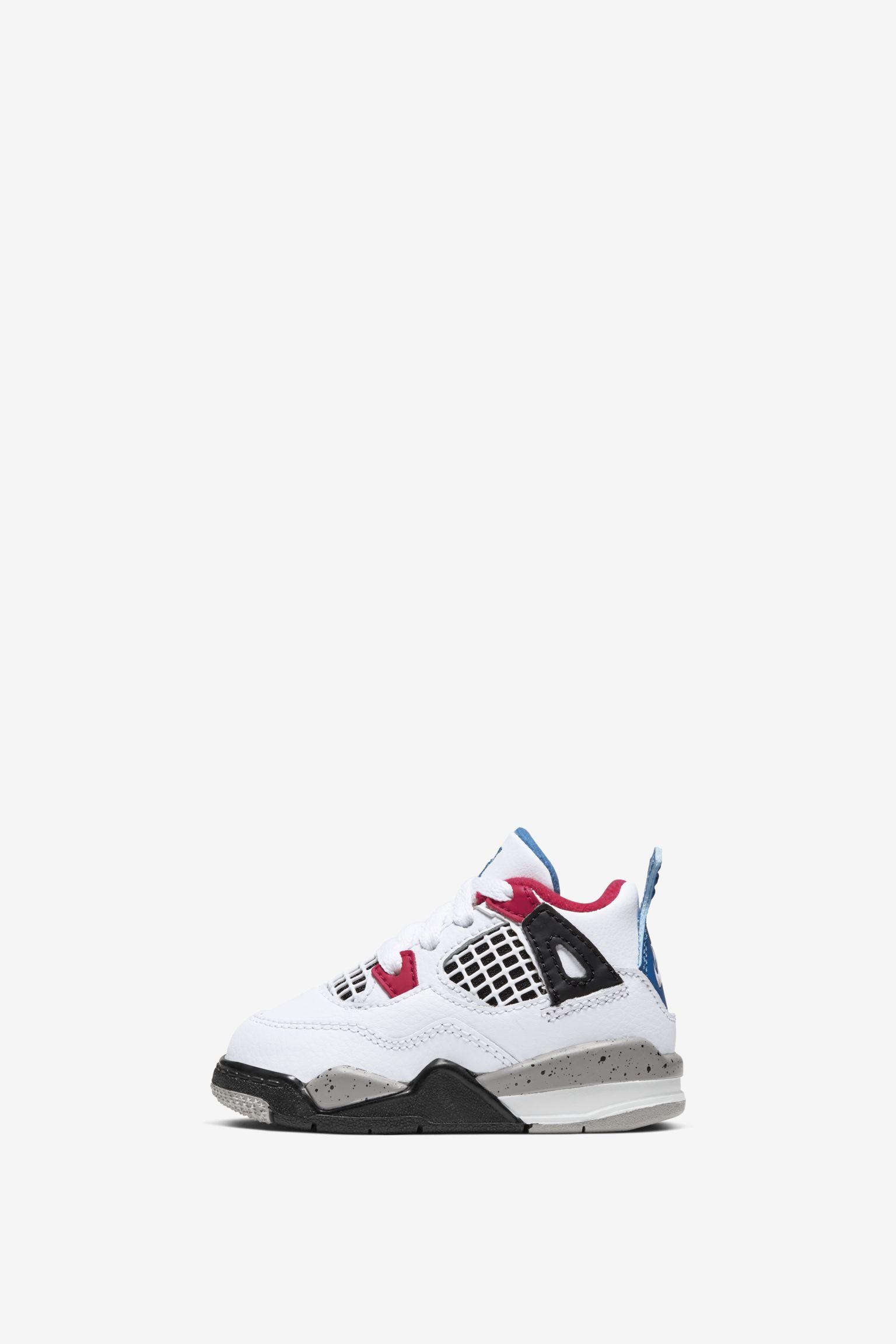 Date de sortie de la Air Jordan 4 Retro « What The ». Nike SNKRS CH