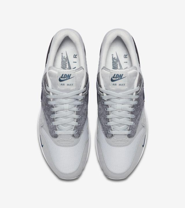 Nike Air Max 1 Original 1987 Heel | Nike air max, Nike, Air