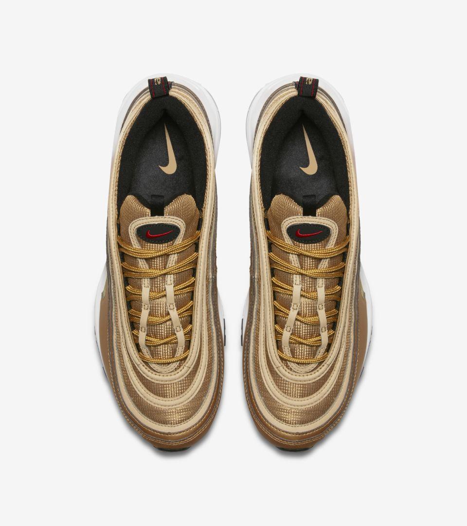 air max 97 gold uomo
