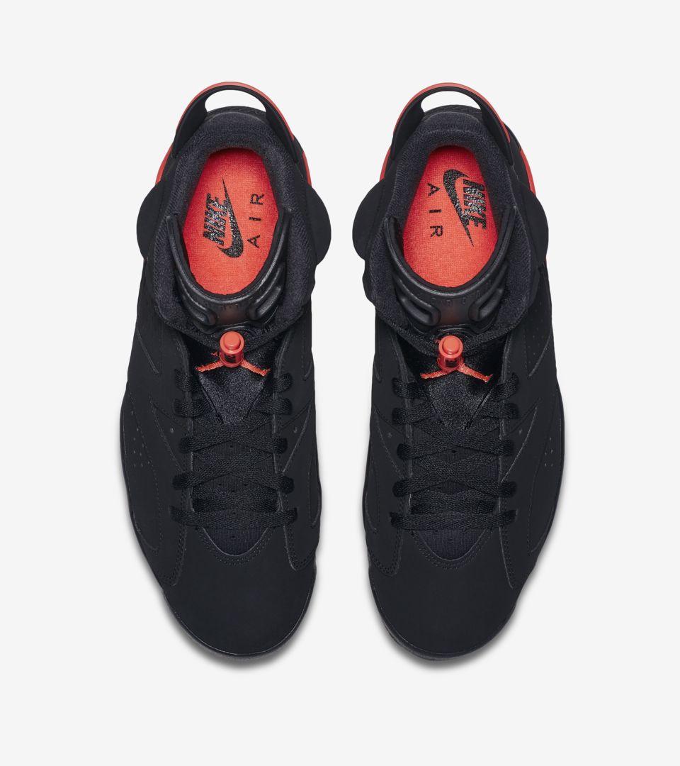 nike air jordan 6 noir et rouge