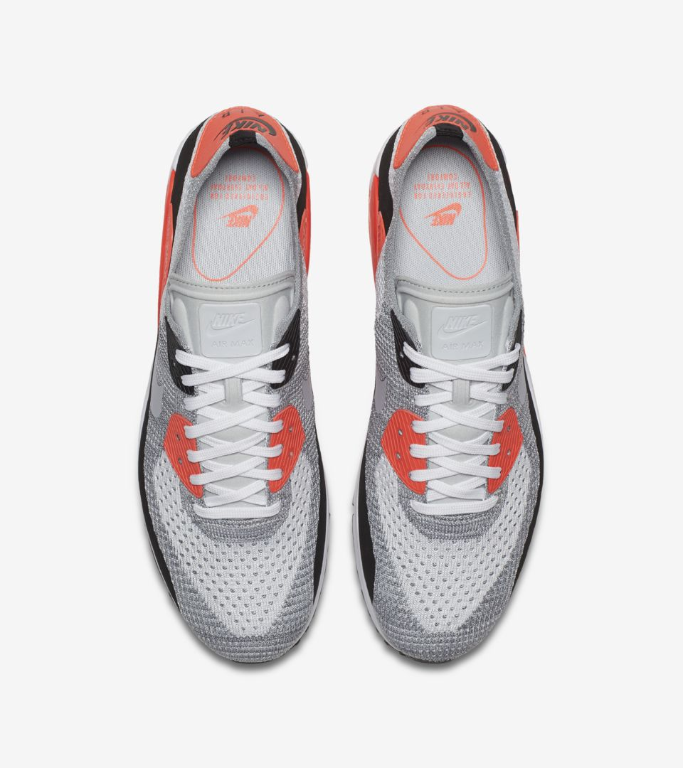 nike air max ultra 2.0 flyknit bianche